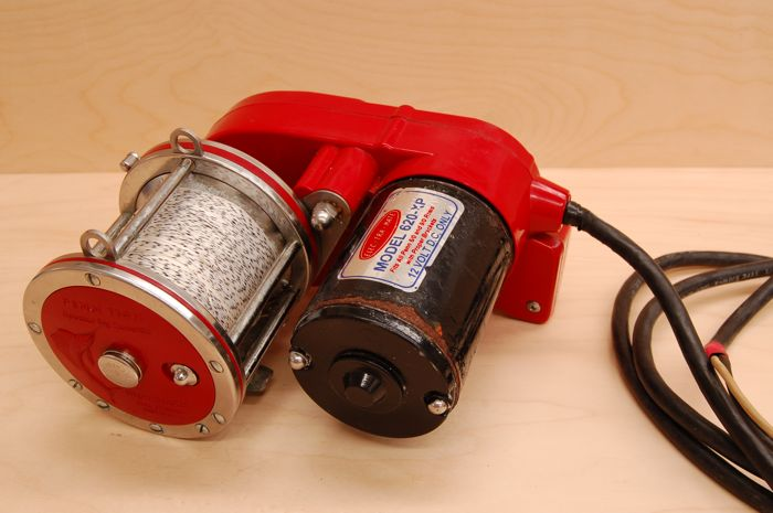 Item 300556599887 for Electric fishing reels